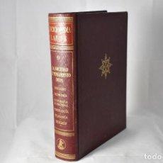Enciclopedias de segunda mano: ENCICLOPEDIA LABOR, TOMO 9, LA SOCIEDAD, EL PENSAMIENTO, DIOS. Lote 161824618