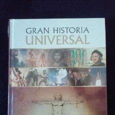 Enciclopedias de segunda mano: GRAN HISTORIA UNIVERSAL, TOMO 13 EL RENACIMIENTO, CLUB INTERNACIONAL DEL LIBRO. NUEVO, PRECINTADO.. Lote 162471234