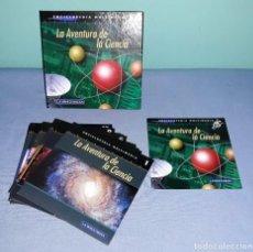 Enciclopedias de segunda mano: COLECCION COMPLETA DE LA VANGUARDIA ENCICLOPEDIA SERES VIVOS 12 CD-ROM ORIGINAL. Lote 162598814