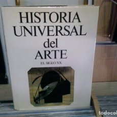 Livros em segunda mão: LMV - HISTORIA UNIVERSAL DEL ARTE, Nº 9. EL SIGLO XX. Lote 163712114
