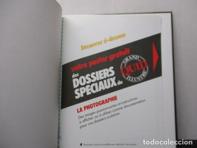 Enciclopedias de segunda mano: Les Dossiers Speciaux du La Photographie - Grand Quid Illustre - (en Frances) Como Nuevo - Foto 2 - 165274714