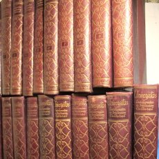 Enciclopedias de segunda mano: UNIVERSITAS. ENCICLOPEDIA DE INICIACIÓN CULTURAL (20 VOL. - COMPLETO) - BARCELONA 1947 - MUY ILUSTRA. Lote 165324580