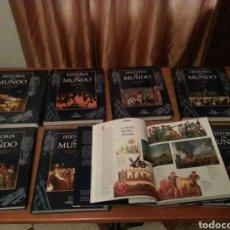 Enciclopedias de segunda mano: HISTORIA DEL MUNDO. Lote 165373236