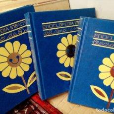 Enciclopedias de segunda mano: ENCICLOPEDIA INFANTIL (3T) (BIBLIOTECA CULTURAL CARROGGIO). Lote 165984330