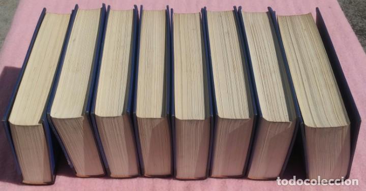 Enciclopedias de segunda mano: Diccionario Enciclopédico Abreviado, 8 Volúmenes, Completo (Espasa Calpe, 1957) // LAROUSSE / SALVAT - Foto 4 - 167418084