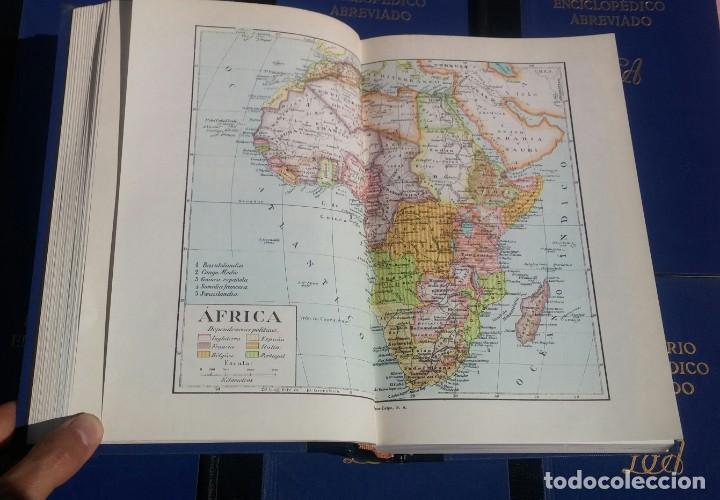 Enciclopedias de segunda mano: Diccionario Enciclopédico Abreviado, 8 Volúmenes, Completo (Espasa Calpe, 1957) // LAROUSSE / SALVAT - Foto 20 - 167418084