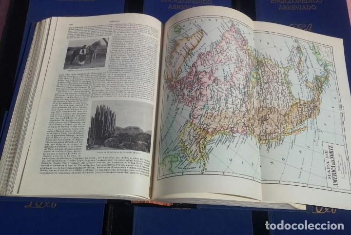 Enciclopedias de segunda mano: Diccionario Enciclopédico Abreviado, 8 Volúmenes, Completo (Espasa Calpe, 1957) // LAROUSSE / SALVAT - Foto 22 - 167418084