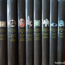 Enciclopedias de segunda mano: GRANDES DESCUBRIMIENTOS Y EXPLORACIONES 8 TOMOS. Lote 167855640