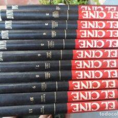 Enciclopedias de segunda mano: EL CINE. ENCICLOPEDIA SALVAT DEL 7º ARTE. TOMOS DEL 1 AL 11. Lote 167904221