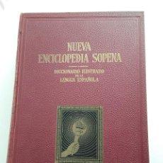 Enciclopedias de segunda mano: NUEVA ENCICLOPEDIA SOPENA. Lote 167974716