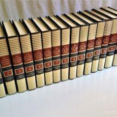 Enciclopedias de segunda mano: ENCICLOPEDIA DURVAN 15 TOMOS 1977-1978 - 25.5X18.CM. Lote 168650508