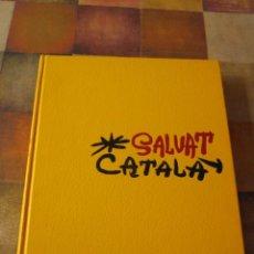 Enciclopedias de segunda mano: DICCIONARIO ENCICLOPEDICO SALVAT CATALÀ EDICION 1985 - 8 VOLUMENES. Lote 168709628