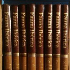 Enciclopedias de segunda mano: FELIX RODRIGUEZ DE LA FUENTE -8 TOMOS DE LA ENCICLOPEDIA FAUNA IBÉRICA,. SEGUNDA MANO. Lote 168891040