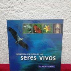 Enciclopedias de segunda mano: HISTÒRIA DE CATALUNYA. LA VANGUARDIA. 14 CD-ROMS, GUÍA EXPLICATIVA Y ARCHIVADOR. Lote 168934378