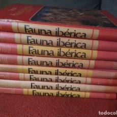 Enciclopedias de segunda mano: ENCICLOPEDIA COMPLETA FAUNA IBERICA Y EUROPEA FELIX RODRIGUEZ DE LA FUENTE AÑO 1979. Lote 169198456