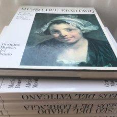 Enciclopedias de segunda mano: ENCICLOPEDIA GRANDES MUSEOS DEL MUNDO. ED OCÉANO. Lote 169391841