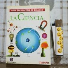 Enciclopedias de segunda mano: LA CIENCIA. GRAN ENCICLOPEDIA DE BOLSILLO Nº 4. Lote 169995324