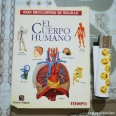 Enciclopedias de segunda mano: EL CUERPO HUMANO. GRAN ENCICLOPEDIA DE BOLSILLO Nº 1. Lote 170021240