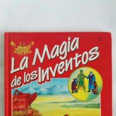 Enciclopedias de segunda mano: LA MAGIA DE LOS INVENTOS 7 LA AGRICULTURA SALVAT. Lote 170447481
