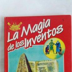 Enciclopedias de segunda mano: LA MAGIA DE LOS INVENTOS LA ESCRITURA 5 SALVAT. Lote 170447892