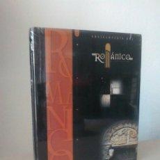 Enciclopedias de segunda mano: ENCICLOPEDIA DEL ROMANICO CASTILLA Y LEON. AVILA. I TOMO. SANTA MARIA LA REAL. SIN DESPRECINTAR.. Lote 171423442