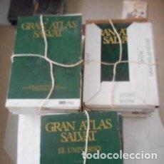 Enciclopedias de segunda mano: GRAN ATLAS SALVAT. 26 TOMOS. 6-UNIVERSO; 4-ESPAÑA; 16-GENERAL. GRAN TAMAÑO. NUEVOS, SIN USO . Lote 172017378