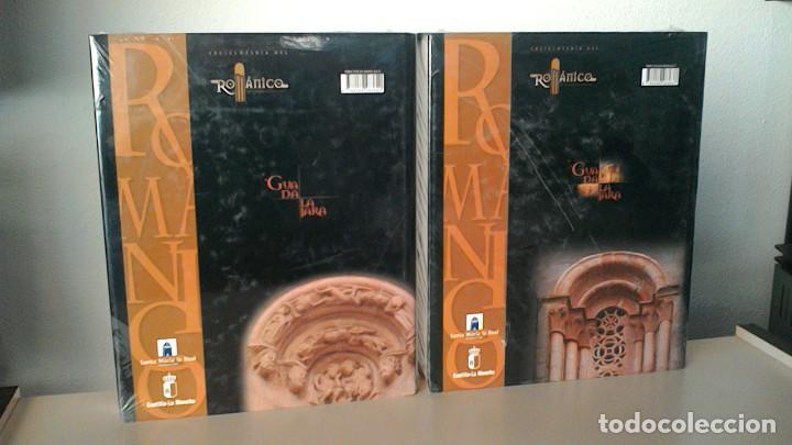 Enciclopedias de segunda mano: ENCICLOPEDIA DEL ROMANICO EN GUADALAJARA. TOMOS I Y II. SANTA MARIA LA REAL. SIN DESPRECINTAR. - Foto 5 - 172017763