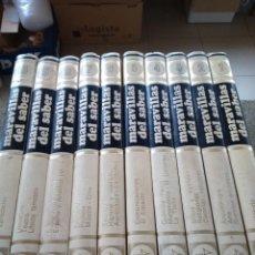 Enciclopedias de segunda mano: MARAVILLAS DEL SABER - ENCICLOPEDIA DIDACTICA -- CREDSA 1975 -- 10 TOMOS -- . Lote 172096415