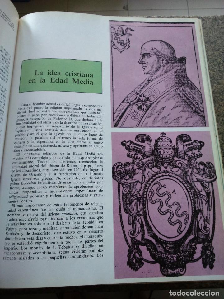 Enciclopedias de segunda mano: MARAVILLAS DEL SABER - ENCICLOPEDIA DIDACTICA -- CREDSA 1975 -- 10 TOMOS -- - Foto 3 - 172096415
