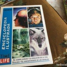 Enciclopedias de segunda mano: ENCICLOPEDIA ILUSTRADA TIME LIFE. Lote 172711628