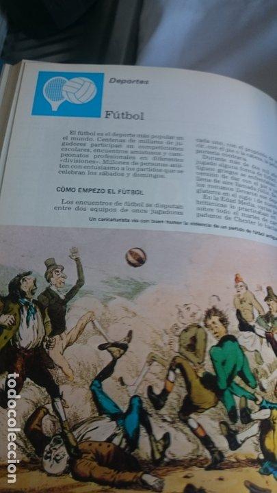 Enciclopedias de segunda mano: Entretenimiento y cultura para niños,jovenes y adultos - Foto 12 - 173430687