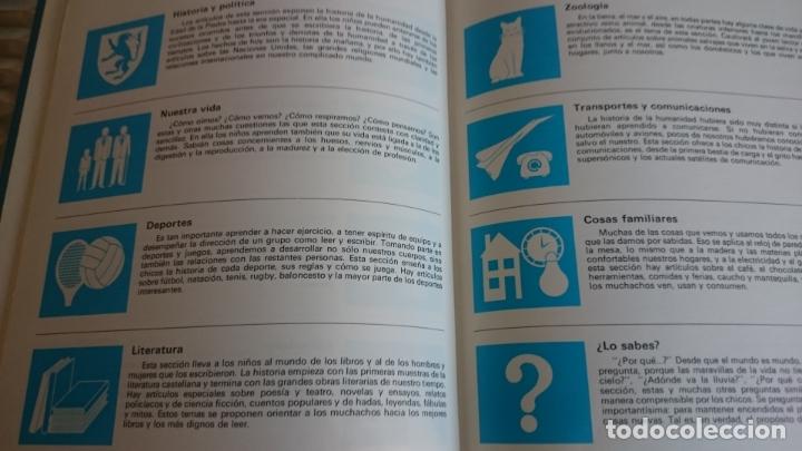 Enciclopedias de segunda mano: Entretenimiento y cultura para niños,jovenes y adultos - Foto 14 - 173430687