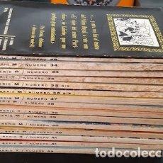 Libri di seconda mano: LOTE DE 15 NÚMEROS DE ENCICLOPEDIA POPULAR ILUSTRADA, ED. PLAZA Y JANÉS, 1963. Lote 173505814