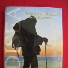 Enciclopedias de segunda mano: ODISEA - VIAJE POR EL PATRIMONIO DE LA HUMANIDAD - TOMO 5 - EDITORIAL SALVAT - PRECINTADO.. Lote 173536360