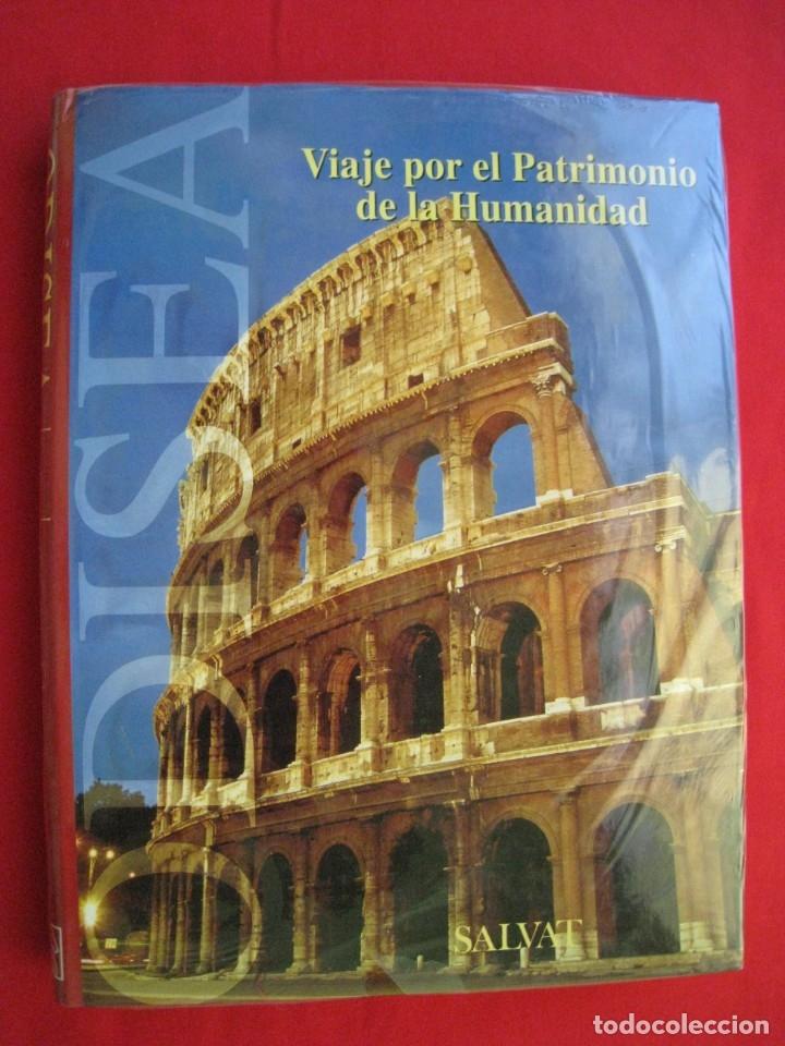 ODISEA - VIAJE POR EL PATRIMONIO DE LA HUMANIDAD - TOMO 6 - EDITORIAL SALVAT - PRECINTADO. (Libros de Segunda Mano - Enciclopedias)