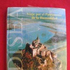 Enciclopedias de segunda mano: ODISEA - VIAJE POR EL PATRIMONIO DE LA HUMANIDAD - TOMO 7 - EDITORIAL SALVAT - PRECINTADO.. Lote 173536498