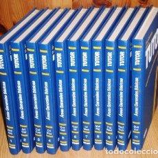 Enciclopedias de segunda mano: TUTOR: AREAS GENERALES BÁSICAS 11T POR JOSÉ Mª PRATS Y OTROS DE ED. OCÉANO EN BARCELONA 1988. Lote 174226889