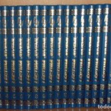Enciclopedias de segunda mano: LECTUM JUVENIL - COMPLETA - ED. CREDSA 1980 - 4007 PÁGINAS - VER DESCRIPCIÓN Y FOTOS. Lote 175901774