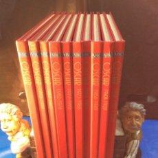 Enciclopedias de segunda mano: ENCICLOPEDIA ABC - BBVA - LOS OSCAR - 10 TOMOS (VER FOTOS). Lote 177072835
