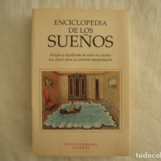 Enciclopedias de segunda mano: ENCICLOPEDIA DE LOS SUEÑOS - ARMANDO CARRANZA. Lote 177668340