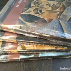 Enciclopedias de segunda mano: LAS GRANDES CREACIONES DEL HOMBRE - DANIEL J. BOORSTIN 4 TOMOS - ENM. Lote 177984477