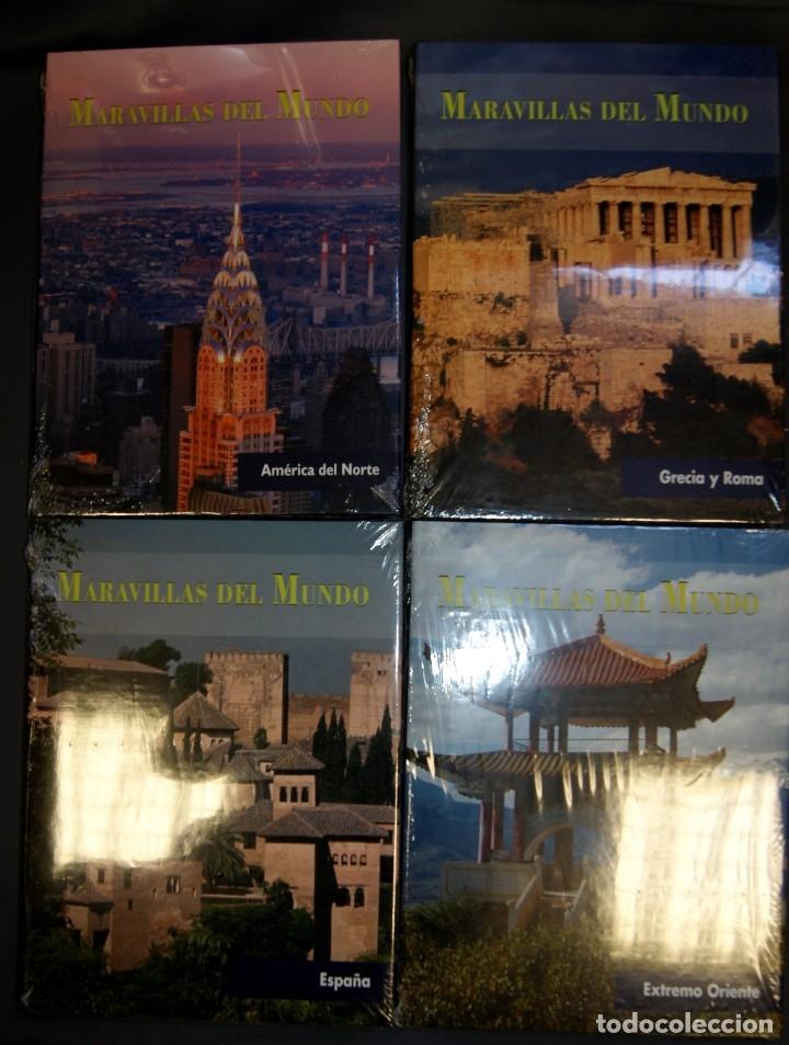 Enciclopedias de segunda mano: Enciclopedia Maravillas del Mundo - Foto 2 - 178288935