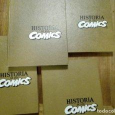 Enciclopedias de segunda mano: HISTORIA DE LOS CÓMICS - 4 VOLÚMENES - TOUTAIN EDITOR. Lote 178389512