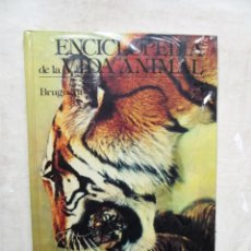 Libri di seconda mano: ENCICLOPEDIA DE LA VIDA ANIMAL Nº 3 EDITORIAL BRUGUERA. Lote 178610892