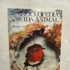 Enciclopedias de segunda mano: ENCICLOPEDIA DE LA VIDA ANIMAL Nº 11 EDITORIAL BRUGUERA. Lote 178611136