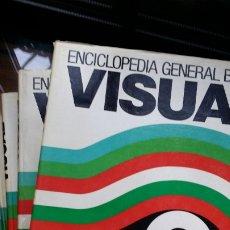 Enciclopedias de segunda mano: ENCICLOPEDIA GENERAL BASICA VISUAL - COMPLETA (5 TOMOS) - OCEANO 1983. Lote 178714753