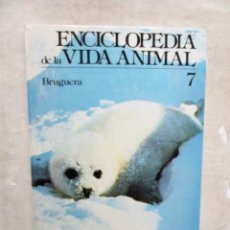 Enciclopedias de segunda mano: ENCICLOPEDIA DE LA VIDA ANIMAL Nº 7 EDITORIAL BRUGUERA. Lote 178722386