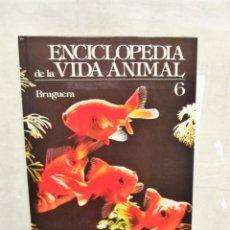 Enciclopedias de segunda mano: ENCICLOPEDIA DE LA VIDA ANIMAL Nº 6 EDITORIAL BRUGUERA. Lote 178722423