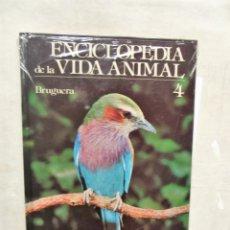 Enciclopedias de segunda mano: ENCICLOPEDIA DE LA VIDA ANIMAL Nº 4 EDITORIAL BRUGUERA. Lote 178722520