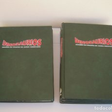 Enciclopedias de segunda mano: ENCICLOPEDIA DEL 1 AL 5 DINOSAURIOS AÑOS 90. Lote 178893952